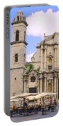 Cathedral Of The Virgin Mary Of The Immaculate Conception Portable Battery Charger