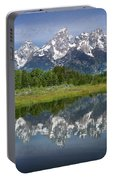 Grand Teton Reflections Portable Battery Charger