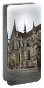 Cathedral Regensburg Portable Battery Charger