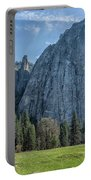 Cathedral Rock And Spires Portable Battery Charger