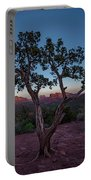 Cathedral Rock Portable Battery Charger by Gary Lengyel