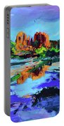 Cathedral Rock - Sedona Portable Battery Charger