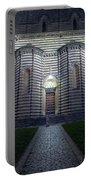 Cathedral Side Door Orvieto Italy Portable Battery Charger