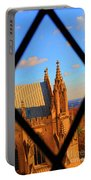 Cathedral Sky Portable Battery Charger