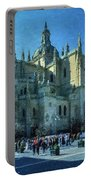 Cathedral, Spain Portable Battery Charger