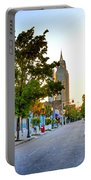 Cathedral Square Gallery On Dauphin Street Mobile Portable Battery Charger