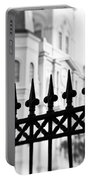 Catheral Basilica - Bw Portable Battery Charger