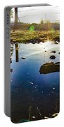 Catherine Creek Pond Portable Battery Charger