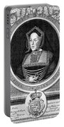 Catherine Of Aragon, First Wife Portable Battery Charger