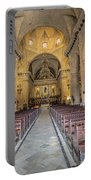 Catholic Church Portable Battery Charger