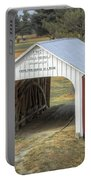 Catlin Covered Bridge  Portable Battery Charger