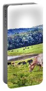 Cattle Farm Portable Battery Charger