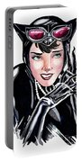 Catwoman- Markers Portable Battery Charger