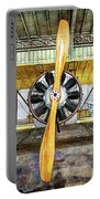 Caudron G3 Propeller - Vintage Portable Battery Charger