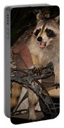 Caught Portable Battery Charger by DigiArt Diaries by Vicky B Fuller