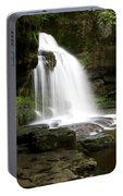 Cauldron Falls, West Burton, North Yorkshire Portable Battery Charger