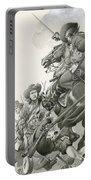 Cavalry Charge Portable Battery Charger
