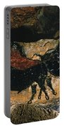 Cave Drawing/lascaux Portable Battery Charger