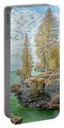 Cave Point Bluffs 2 Portable Battery Charger