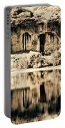 Columbia Basin Abstract Portable Battery Charger