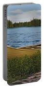 Cedar Canoe Portable Battery Charger
