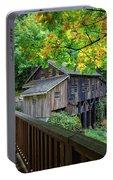 Cedar Creek Grist Mill Portable Battery Charger
