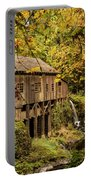 Cedar Creek Grist Mill Portable Battery Charger