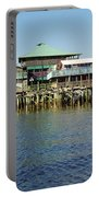 Cedar Key Waterfront Portable Battery Charger