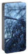 Cedars Of Ice Portable Battery Charger
