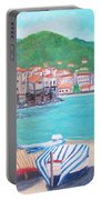 Cefalu In Sicily Portable Battery Charger