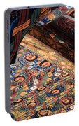 Ceiling Paintings, Abba Pantaleon Monastery Portable Battery Charger