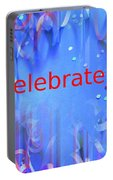Celebrate 1 Portable Battery Charger
