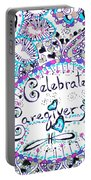 Celebrate Caregivers Portable Battery Charger