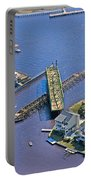 Celebrate The Swing Bridge Portable Battery Charger