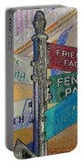 Celebration Town Directional Portable Battery Charger