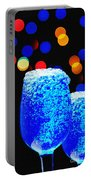 Celebrations With Blue Lagon Portable Battery Charger