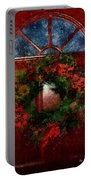 Celestial Christmas Portable Battery Charger
