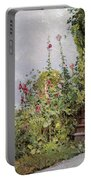 Celia Thaxters Garden Portable Battery Charger