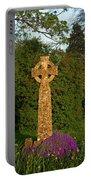 Celtic Cross St Davids Church Portable Battery Charger