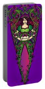 Celtic Forest Fairy - Beauty Portable Battery Charger