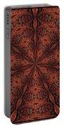 Celtic Ribbons Tile K7-2 Bronze Portable Battery Charger