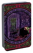 Celtic Sleeping Beauty Part II The Wound Portable Battery Charger