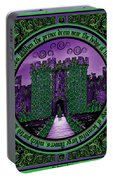 Celtic Sleeping Beauty Part IIi The Journey Portable Battery Charger