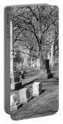 Cemetery 3 Portable Battery Charger