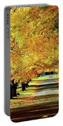 Cemetery Alley Portable Battery Charger