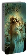 Cemetery Angel Portable Battery Charger