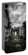 Cemetery Row Portable Battery Charger