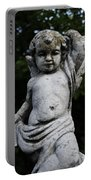 Cemetry Angel Portable Battery Charger