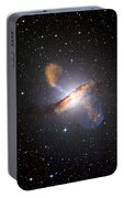 Centaurus A Black Hole Portable Battery Charger