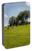 Center Ridge Cemetery Portable Battery Charger